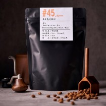 黑鑲金_黃金義式特調咖啡豆